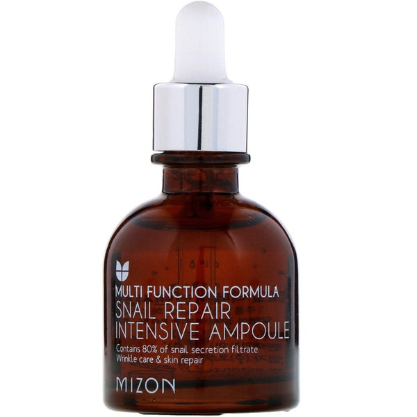 Snail Repair Intensive Ampoule 30Ml-Mizon-UAE-BEAUTY ON WHEELS
