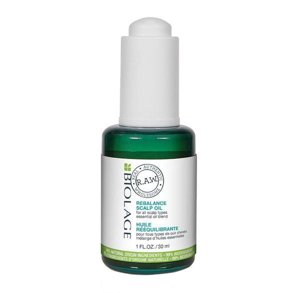 R.A.W. Scalp Care Rebalance Scalp Oil 30ml