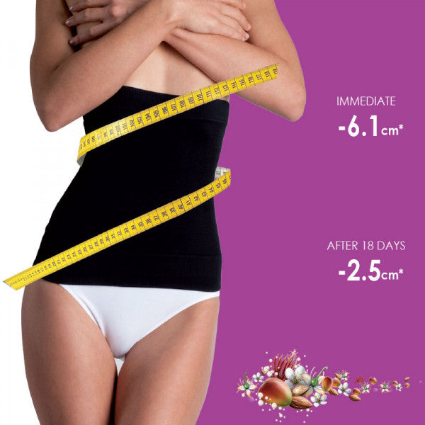 Corrective Slimming Belt Black