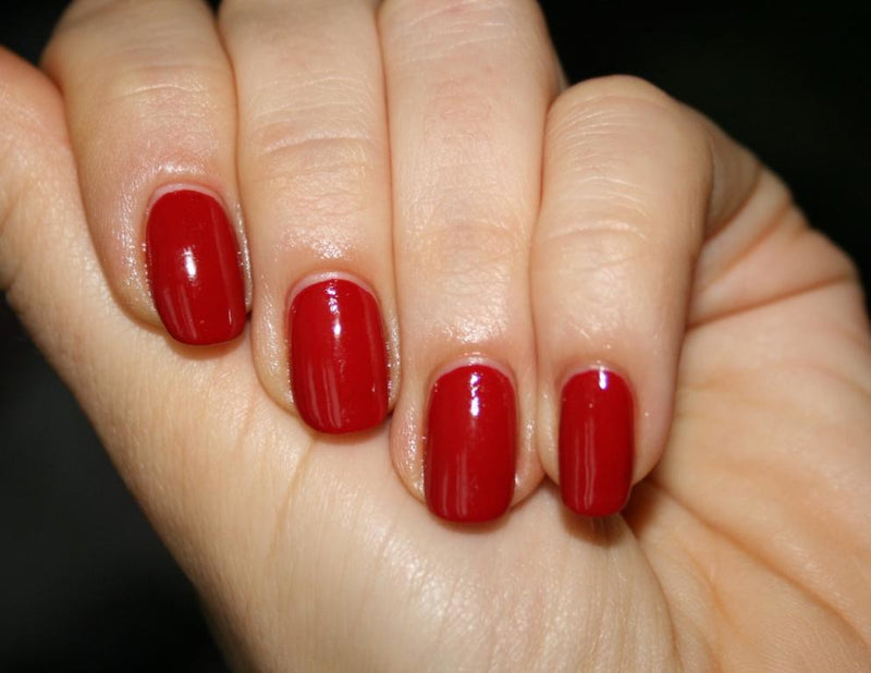 Red Flare Nail Polish 18ml