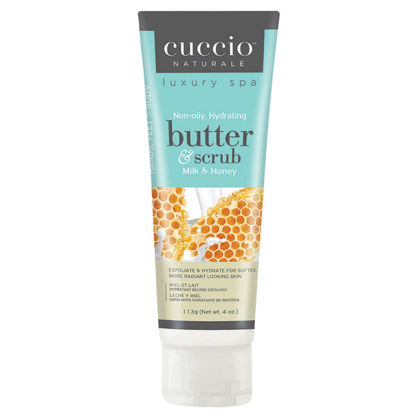 Milk & Honey Butter & Scrub 113g