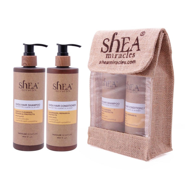 Shea Hair Treatment Kit