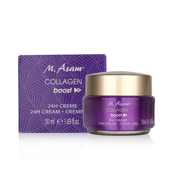 M. Asam-Collagen Boost 24th Cream 50 Ml-UAE | BEAUTY ON WHEELS