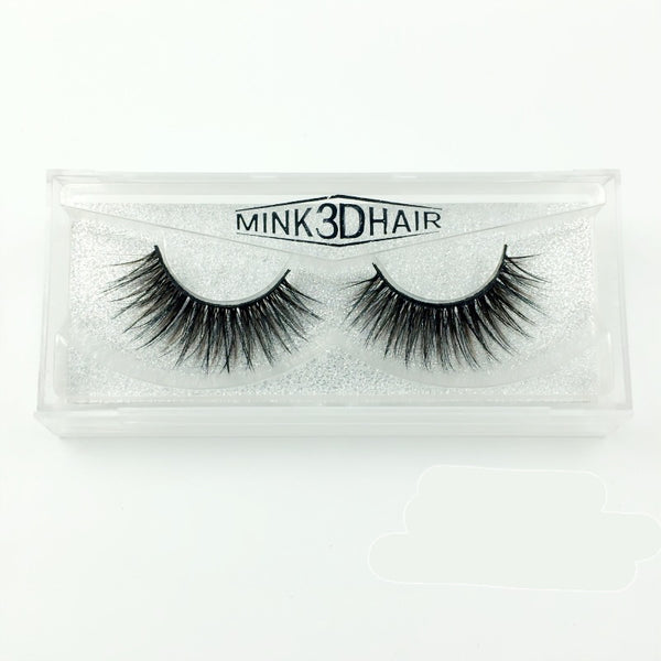 MINK 3D Lashes No.23