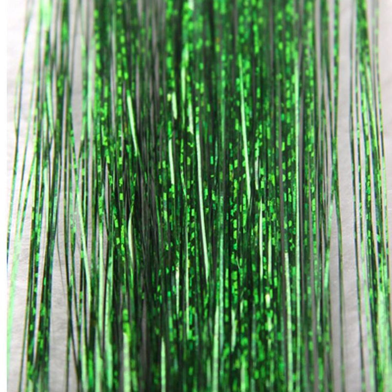 Hair Tinsels - Green