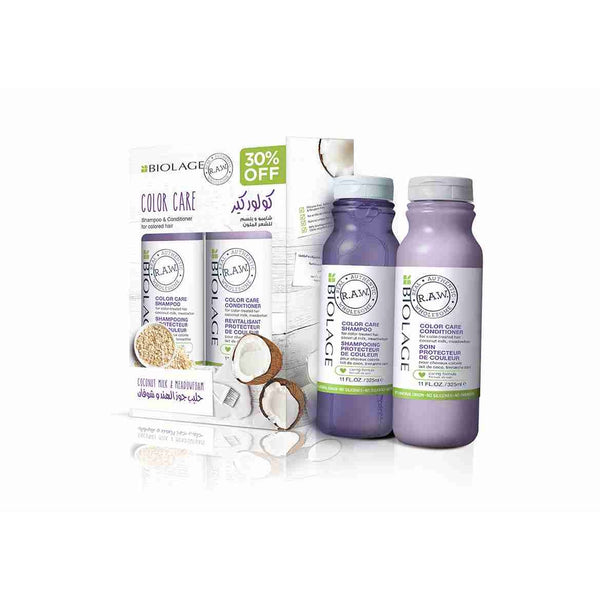 Biolage RAW Color Care Copack
