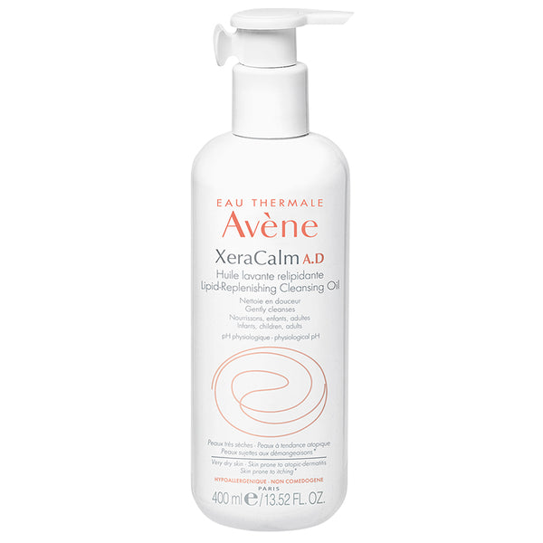 XeraCalm A.D. Lipid Replenishing Cleansing Oil 400ml