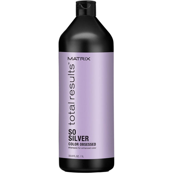 Total Results Color Obsessed So Silver Shampoo 1L