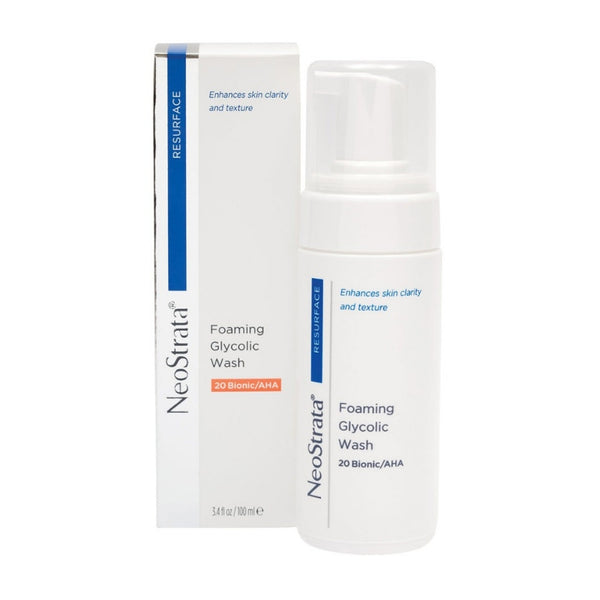 Foaming Glycolic Wash 100ml