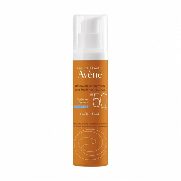 Very High Protection Fluid Spf 50+-Avene-UAE-BEAUTY ON WHEELS