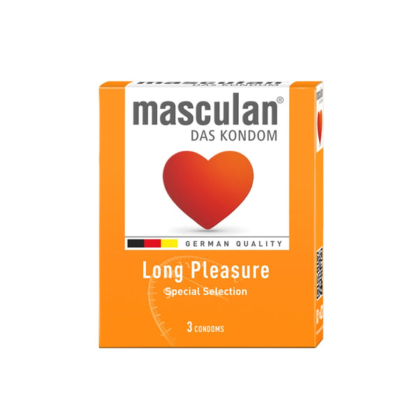 Long Pleasure Condoms