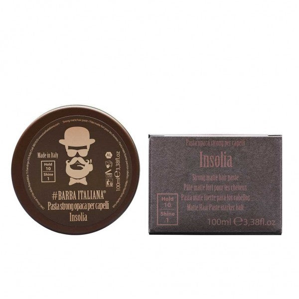 INSOLIA strong matte hair paste 100ml
