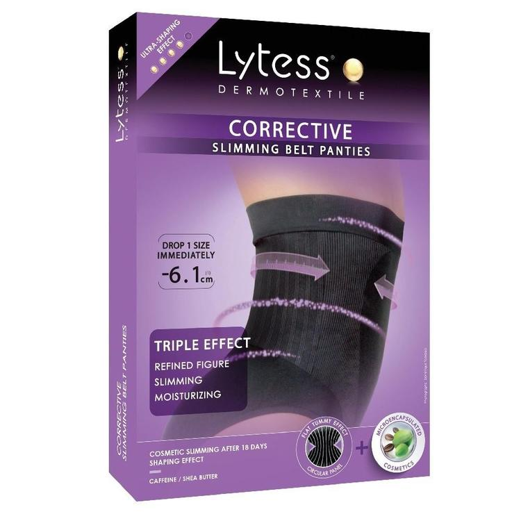 Corrective Slimming Belt Panties Flesh-Lytess-UAE-BEAUTY ON WHEELS
