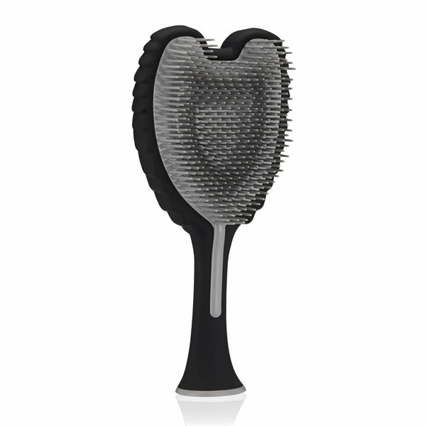 ANGEL 2.0 Soft Touch Black with Grey Bristles