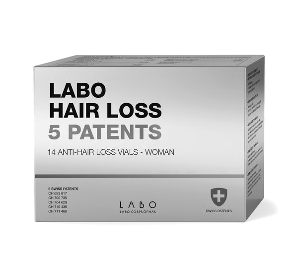 Hair Loss 5 Patents 14 vials Women
