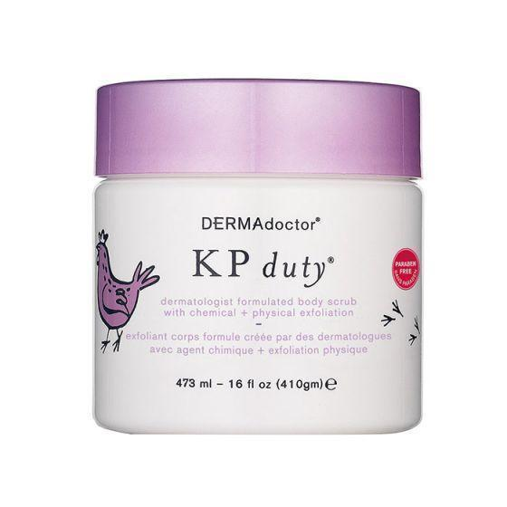 Kp Duty Body Scrub 410G-DERMAdoctor-UAE-BEAUTY ON WHEELS