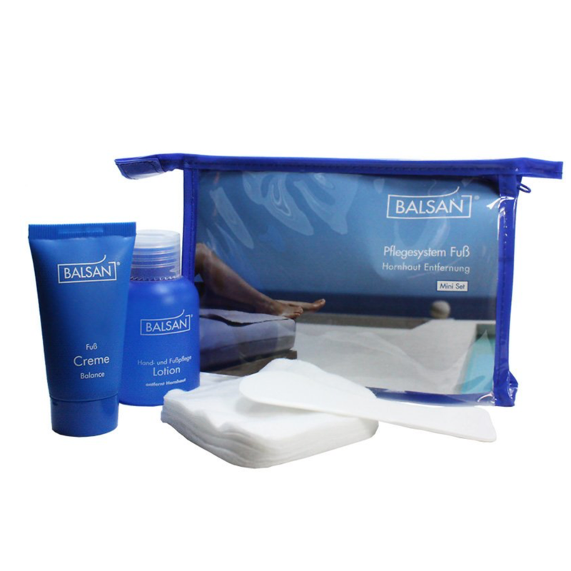 Mini Foot care system - Callused skin removal