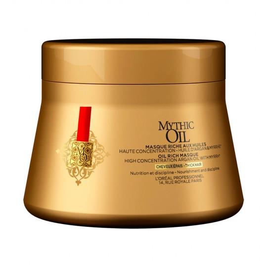 Mythic Oil Thick Hair Mask 200 ml