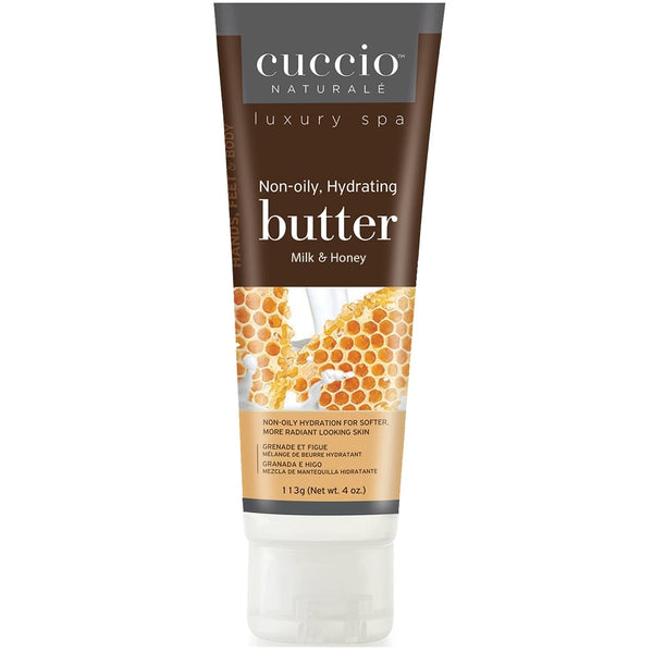MILK & HONEY BUTTER BLEND( HAND, BODY AND FOOT CREAM ) 113g