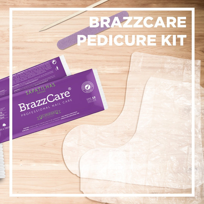 Disposable Pedicure Kit – Socks