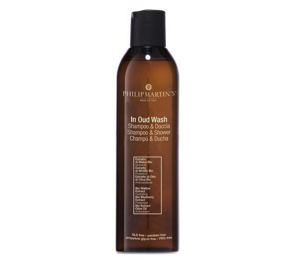 In Oud Wash & Shower 250ml