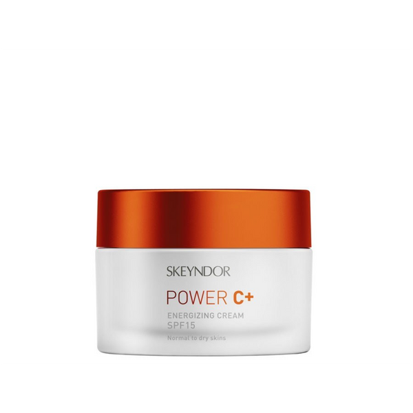 POWER C+ ENERGIZING CREAM SPF15. 50ml