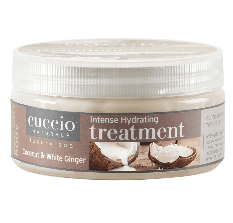 INTENSE HYDRATING TREATMENT COCONUT & WHITE GINGER 56g