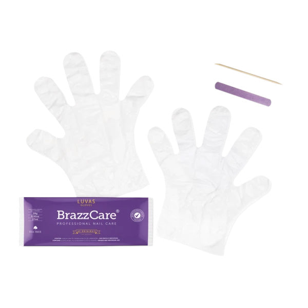 Disposable Manicure Kit – Gloves