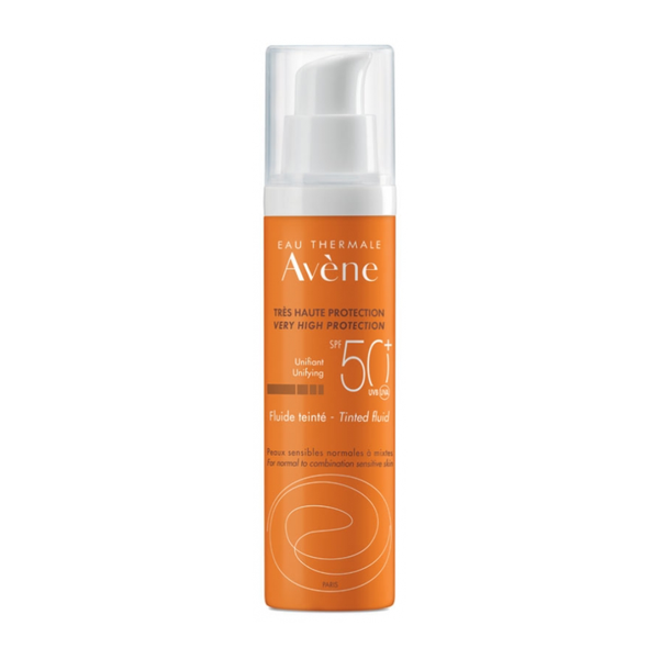 Very High Protection Fluid  SPF 50+ Tinted 50ml