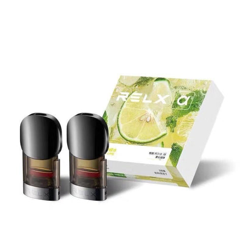 Image of Alpha Pods - Citrus Splash | Alpha NZ | Vapepenzone