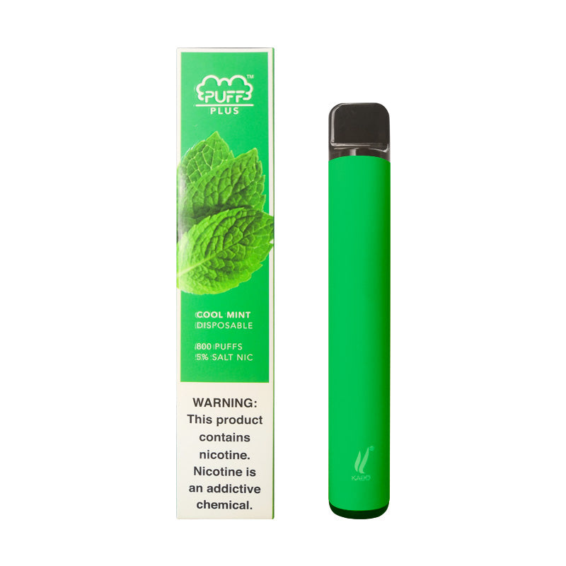 Puff Bar Plus Disposable