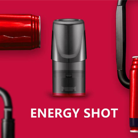 Image of Relx Pods - Energy Shot | Relx NZ | Vapepenzone