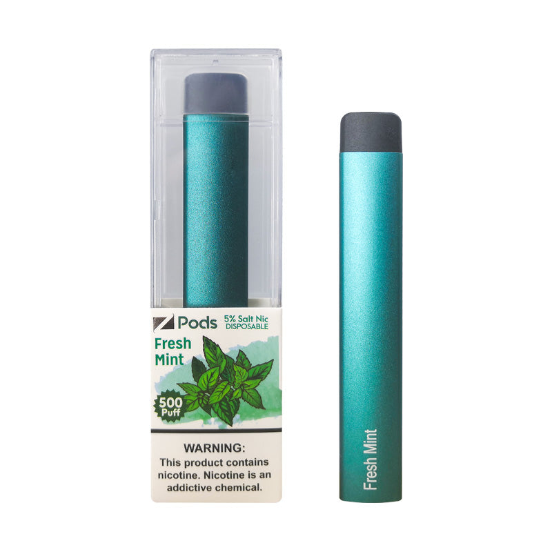 Puff Bar NZ Ziip Labs - Fresh Mint