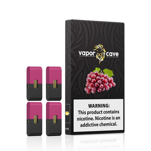 Compatible Pod for Juul - Grape | Juul NZ | Vapepenzone
