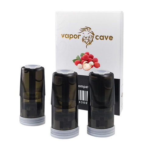 Compatible Pods For Relx - Lychee Ice | Relx NZ | Vapepenzone