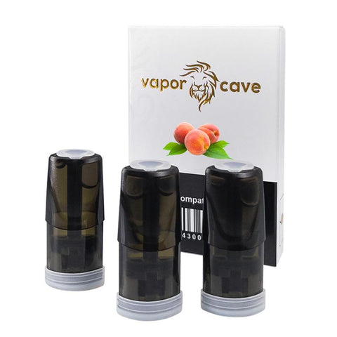 Compatible Pods For Relx - Peach Ice | Relx NZ | Vapepenzone