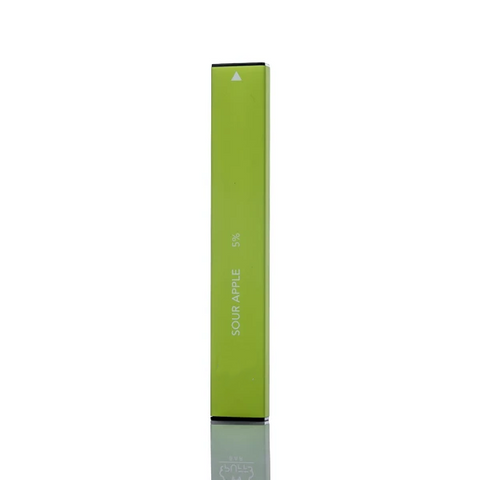 Puff Bar Disposable E-cig - Sour Apple | Puff Bar NZ | Vapepenzone