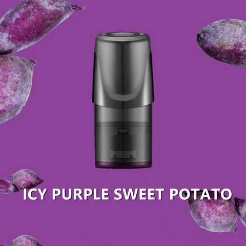 Relx Pods - Icy Purple Sweet Potato | Relx NZ | Vapepenzone
