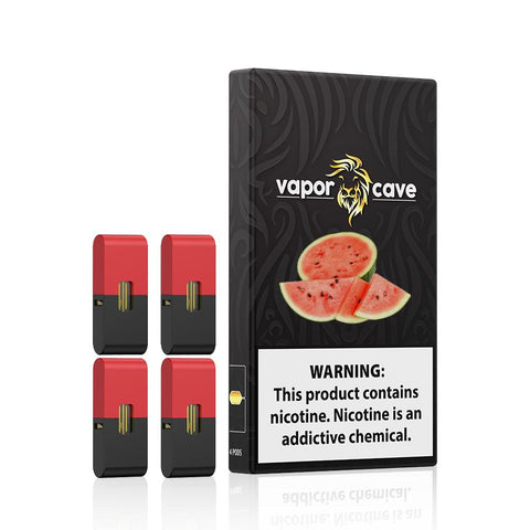 Image of Compatible Pod for Juul - Watermelon | Juul NZ | Vapepenzone