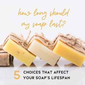 How Long Does a Bar of Soap Last?