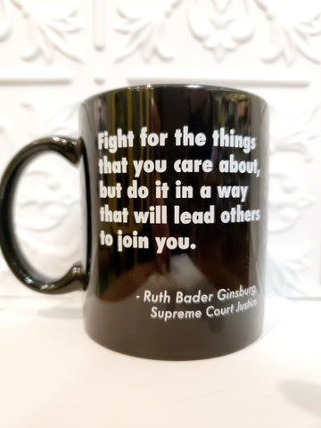 RGB Collar and Quote Mug