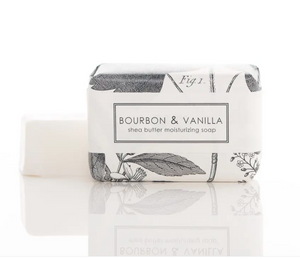 Bourbon Vanilla Shea Butter Bath Bar