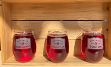 Load image into Gallery viewer, Entering Roslindale Stemless Wine Glass