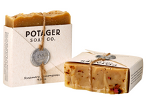 Load image into Gallery viewer, Organic Rosemary Lemongrass Soap