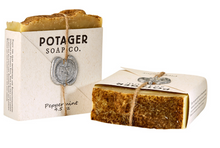 Load image into Gallery viewer, Organic Peppermint Soap