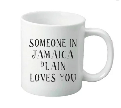 Someone in JP Loves You Mug