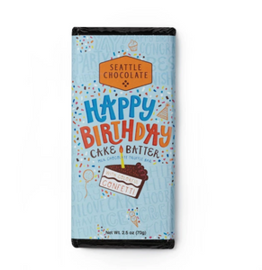 Happy Birthday Cake Batter Truffle Bar