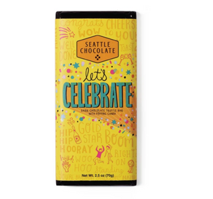 Let's Celebrate Dark Choco Truffle Bar
