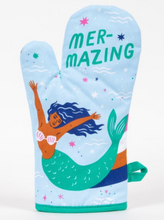 Load image into Gallery viewer, Mer-Mazing Oven Mitt