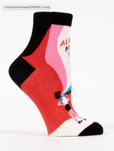 Load image into Gallery viewer, Already Knew That Ankle Socks